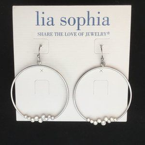 Lia Sophia Flirty earrings